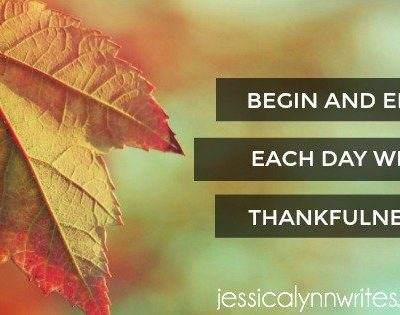 Thankful For…