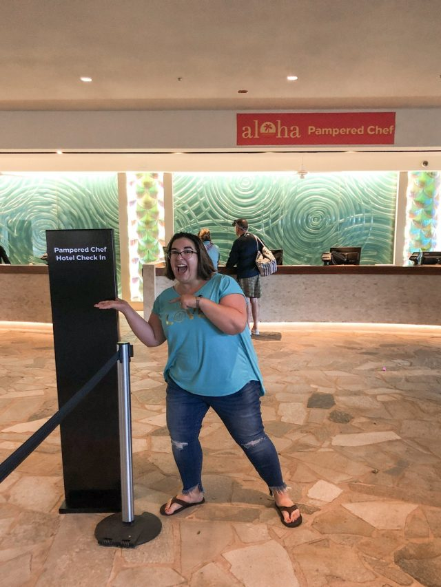 Pampered chef incentive trip