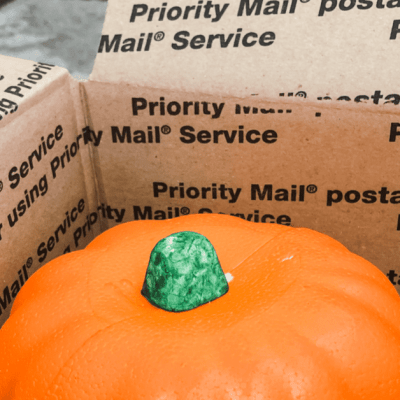 A Halloween Care Package