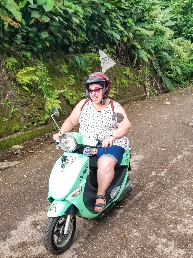 Renting a scooter in Oahu is one of the best ways to experience the island. Strap on a helmet, and hit the road—there's so much to see!