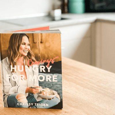 2021 Cravings Cookbook Challenge
