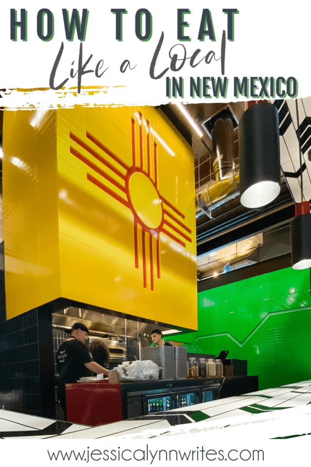 Eating at New Mexican Restaurants can be confusing—let's fix that! If you want to eat like a local during your next visit, this post is for you!