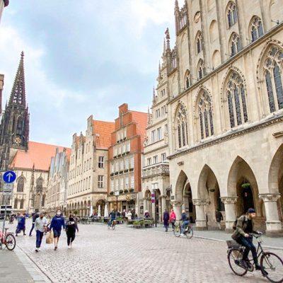 A Weekend in Münster, Germany