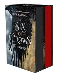 six of crows both books