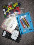 Name Games Homework Bag
