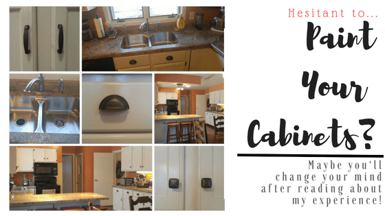 Hesitant To Paint Your Cabinets Classroom Snapshots