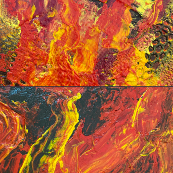 """""""Aflame"""" and """"On Fire"""" Set Teaser"""