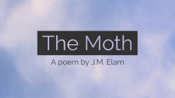 The Moth - Blog Post
