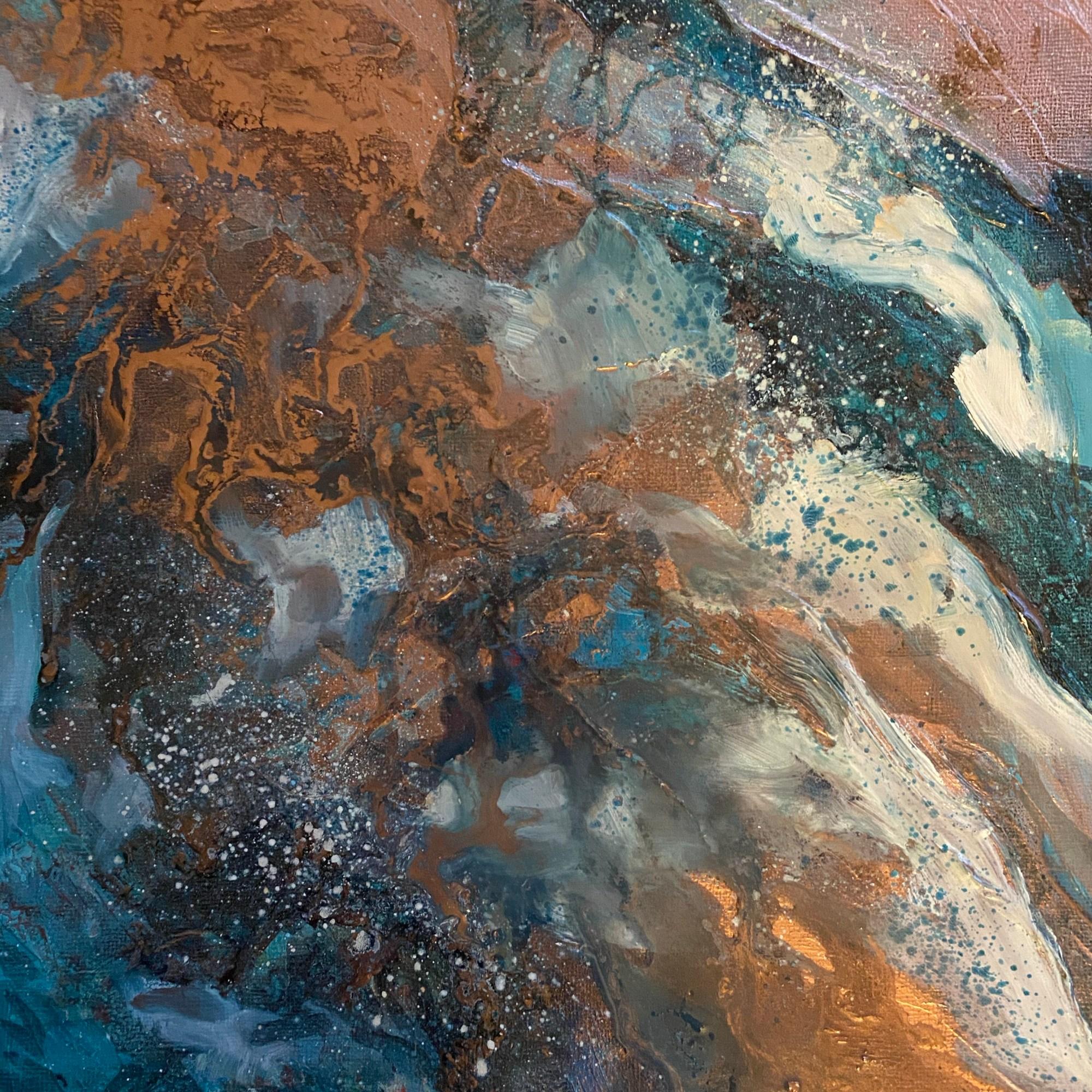 Revolving Planet - Art Portfolio