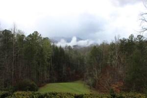 Great Smoky Mountains, Gatlinburg, Tennessee, December 2015