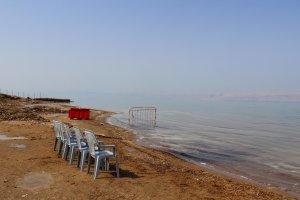 The Dead Sea, Jordan, March 2014