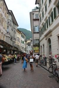 Bolzano, Italy, July 2016