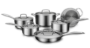 Cuisinart Cookware Set from Hudson's Bay $999.99