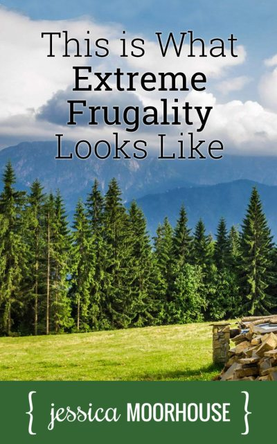 Great stuff! This is what extreme frugality looks like - Interview with Mrs Frugalwoods