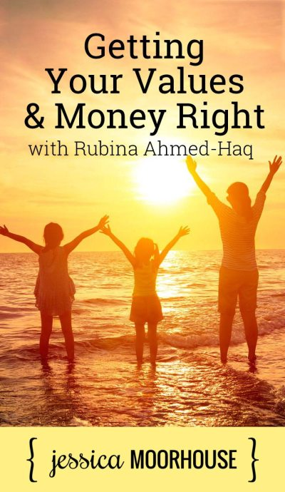 Great chat with Canadian personal finance expert Rubina Ahmed-Haq. Talking about money & values - understanding the value of a dollar and the importance of managing money wisely.