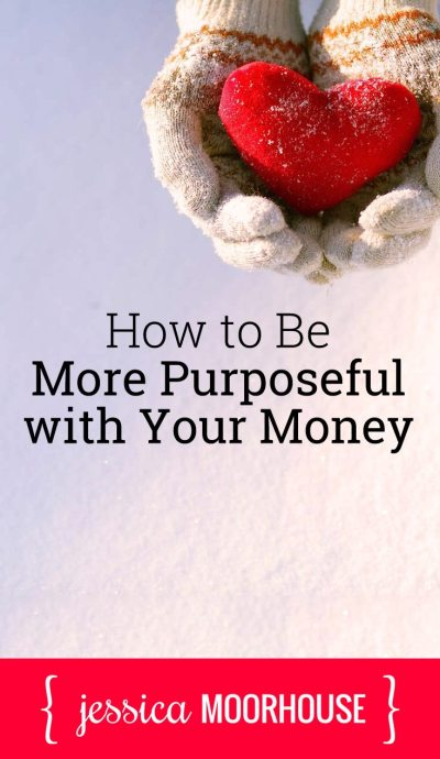 I don't want to be busy anymore, I want to be more purposeful.