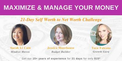 Self Worth to Net Worth Challenge
