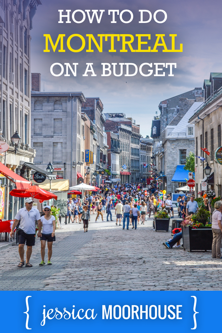 How to do Montreal on a budget