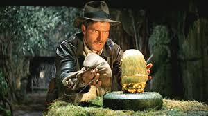 Indiana Jones and artifact