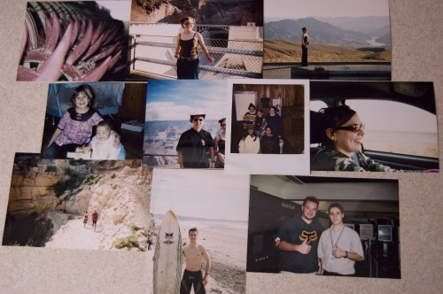 A trip to California with my friend Paul