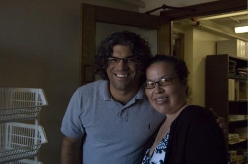 mario and rachel