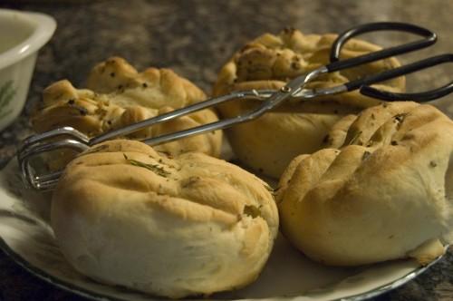 baked grill bread, soooo good