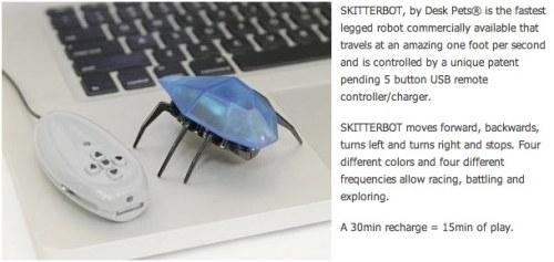 Skitterbot
