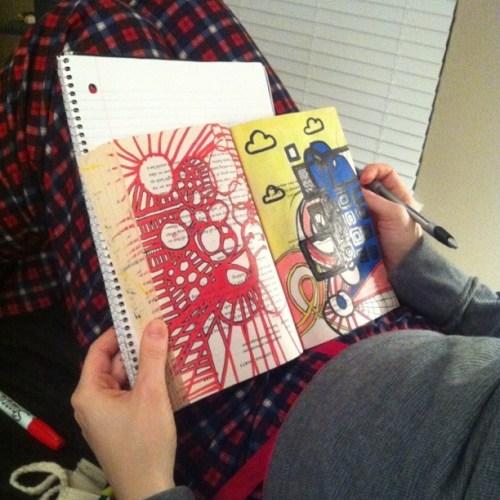 kel drawing
