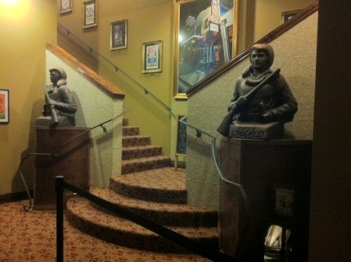 stairs to doom