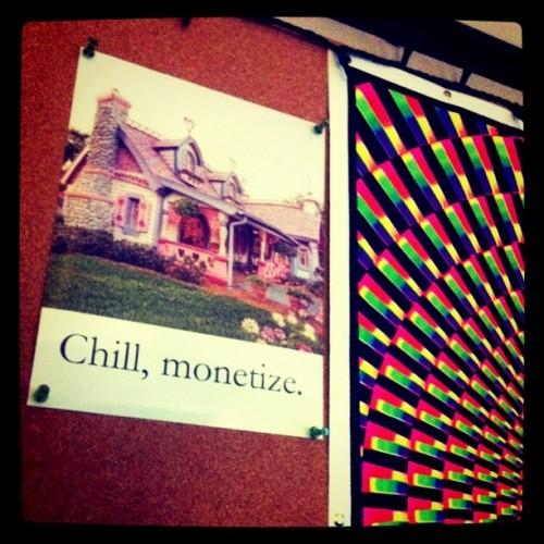 chill monetize
