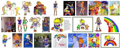rainbow brite - Google Search