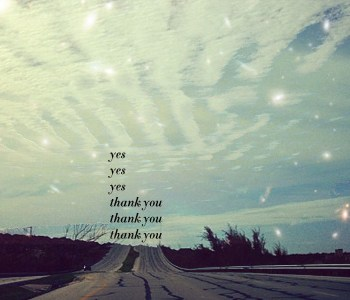 Yes yes yes thank you thank you thank you
