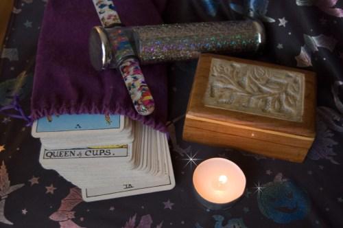 Jessica Mullen's Altar