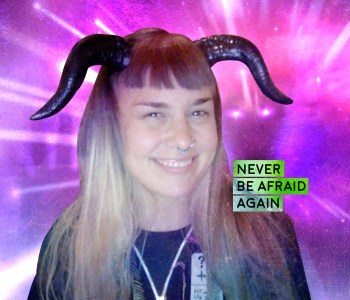Never Be Afraid Again
