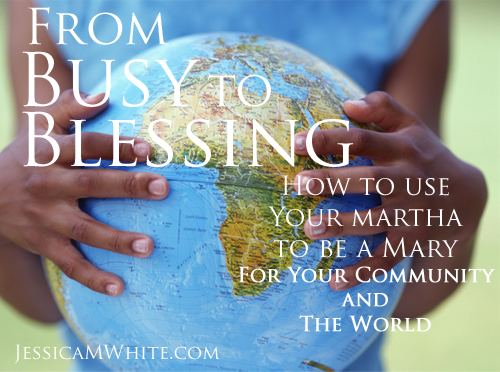 JMW World and Community and the World @JessicaMWhite.com