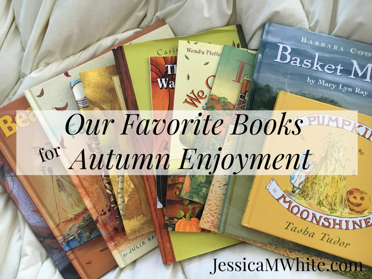 Our Favorite Books for Autumn Enjoyment