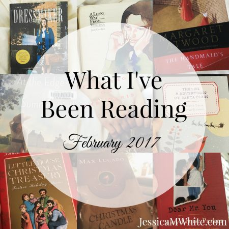 What I've been Reading February 2017