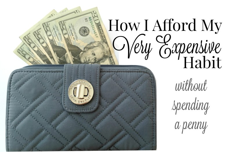 How I afford my very expensive book habit without spending a penny