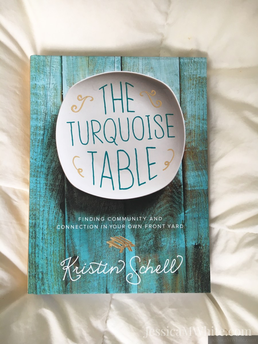 The Turquoise Table {a Review}