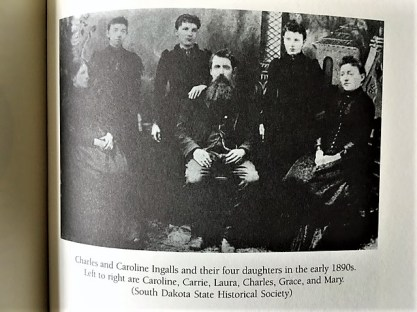 "photo from South Dakota State Historical Society, reproduced in ""Becoming Laura Ingalls Wilder"" op.cit"