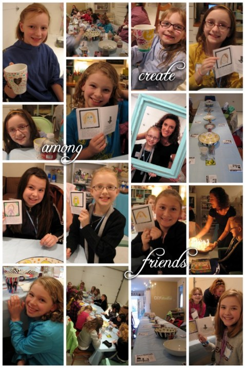Ceramic Painting Party