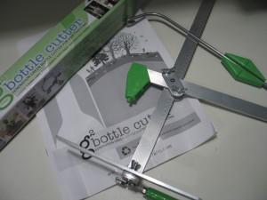 generation green g2 bottle cutter, DIY
