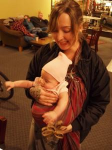 babies crafting