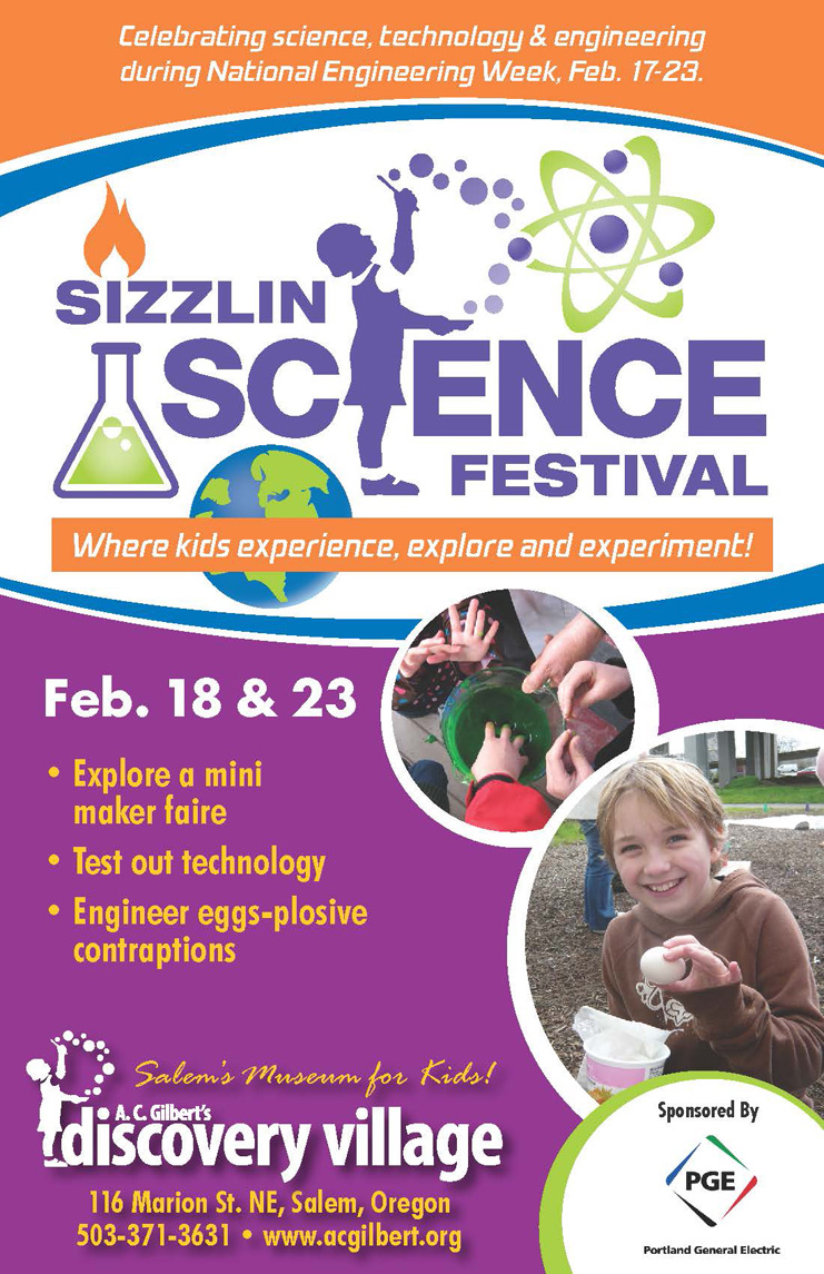 Sizzlin' Science Festival