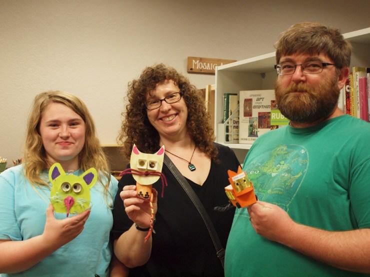 Maker Thursday for Free Art Friday, Salem