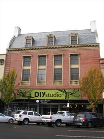 DIY Studio, Salem, Salem Arts Building