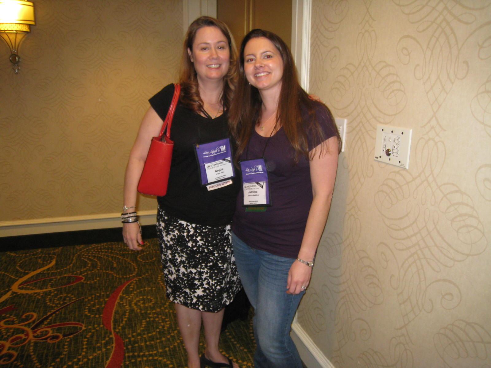 Jessica & Angie Fox