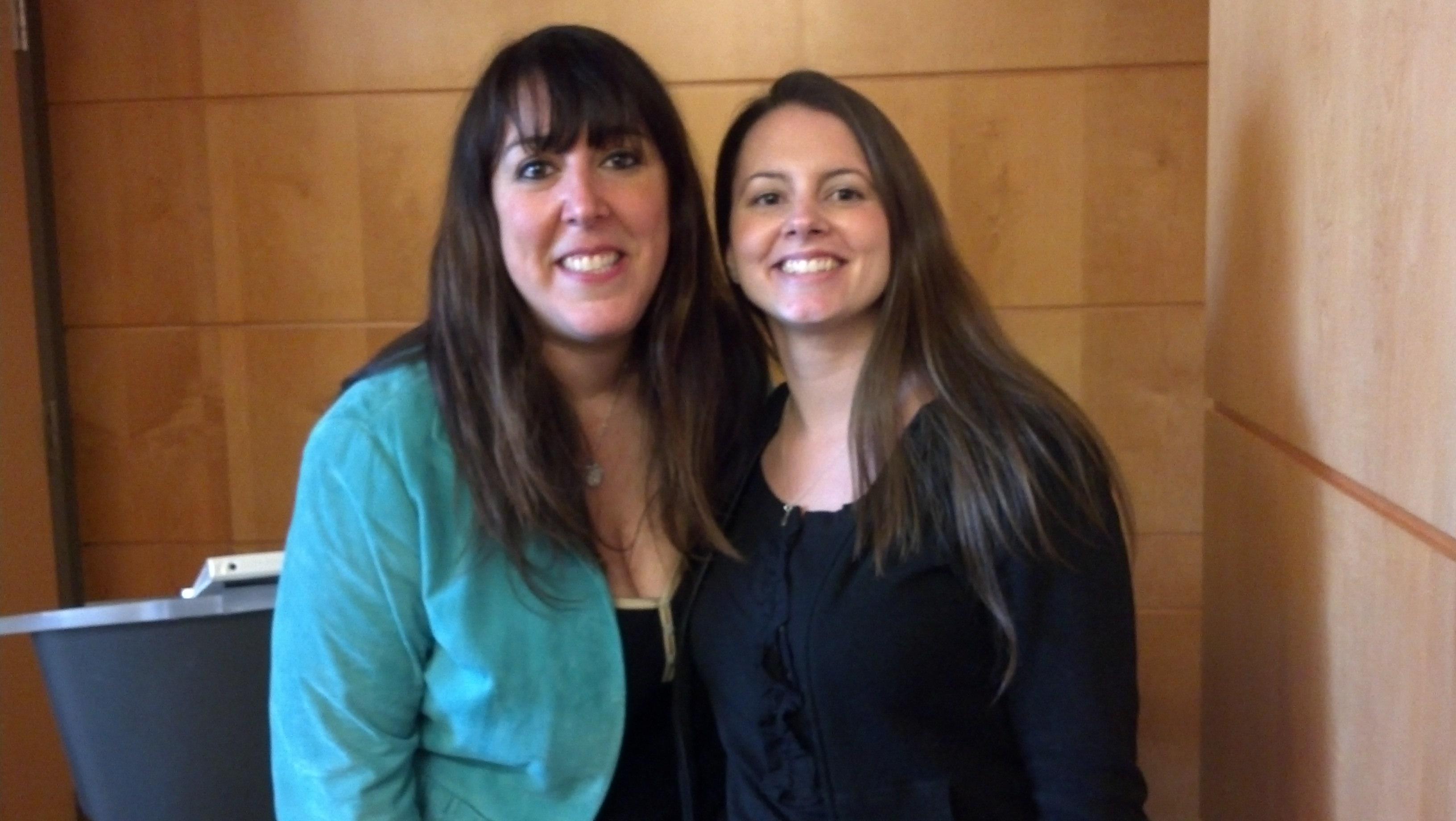 Jessica & Simone Elkeles