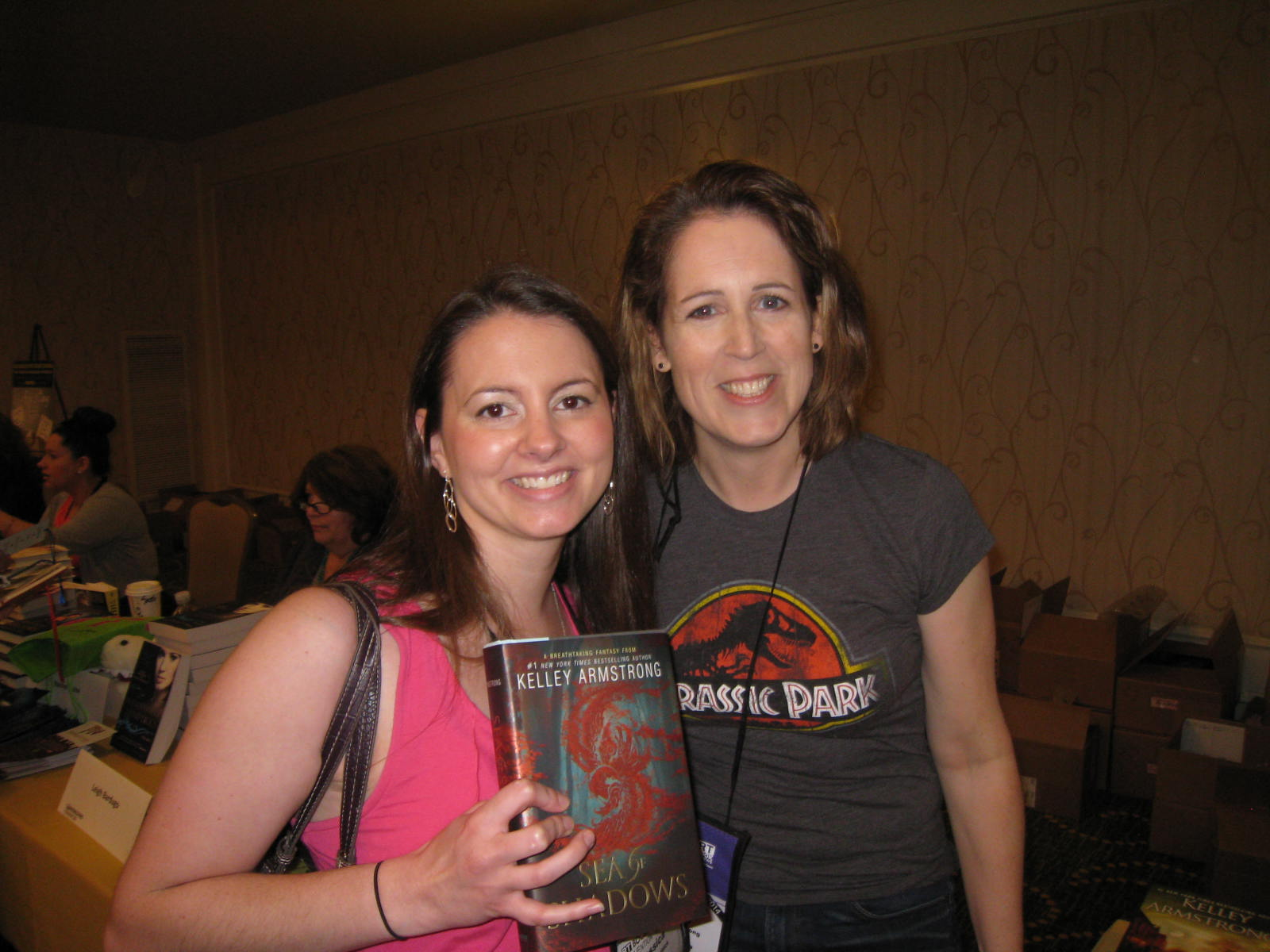 Jessica & Kelley Armstrong