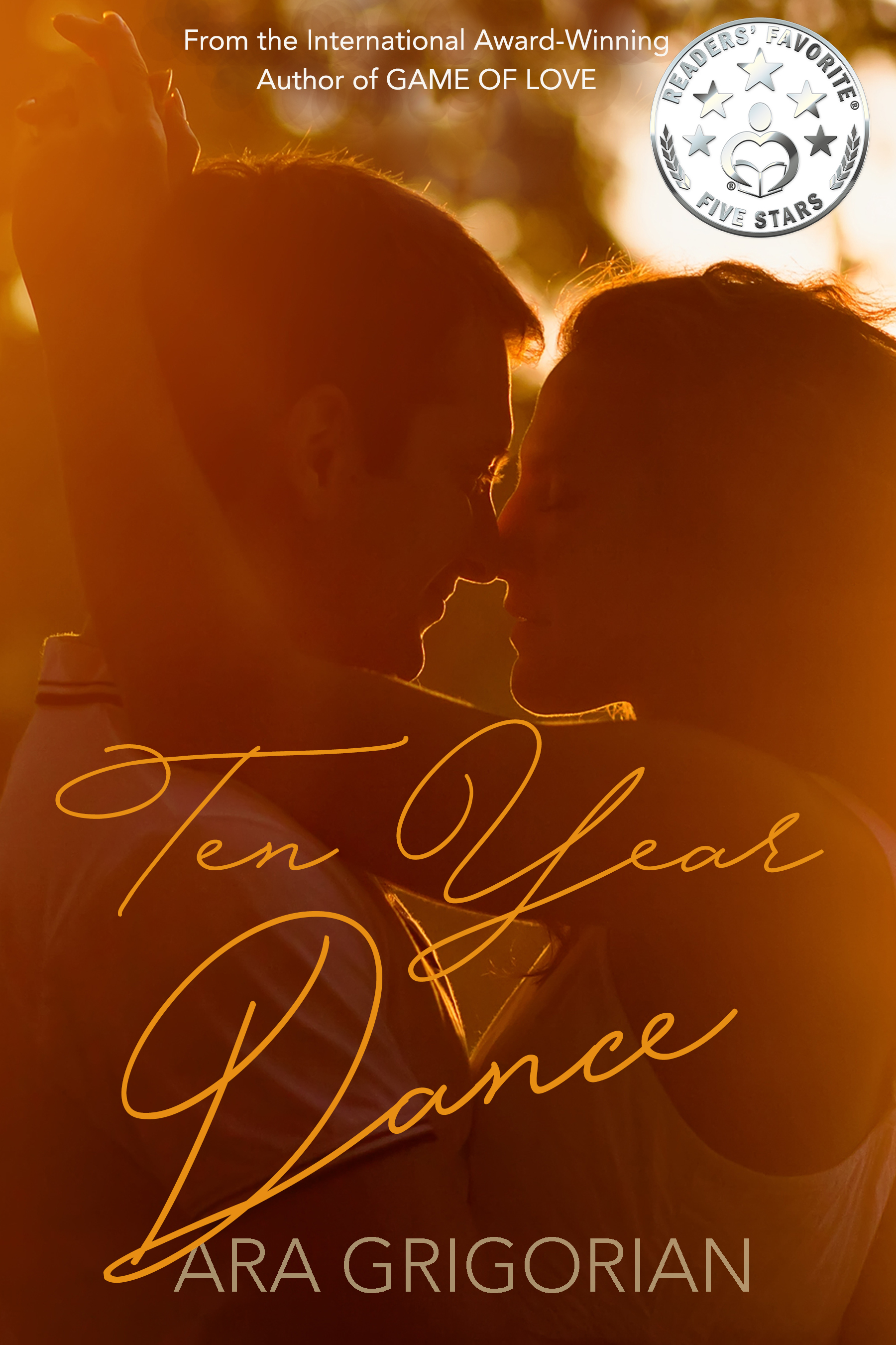 TEN YEAR DANCE Cover Reveal